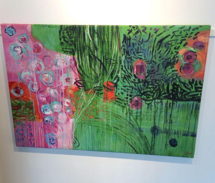 Oilpainting 130x90 cm. www.artxl.se