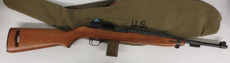 On Consignment:  National Ordinance M1 Carbine .30 Carbine w/ case $495 - http://www.gungrove.com/on-consignment-national-ordinance-m1-carbine-30-carbine-w-case-495/