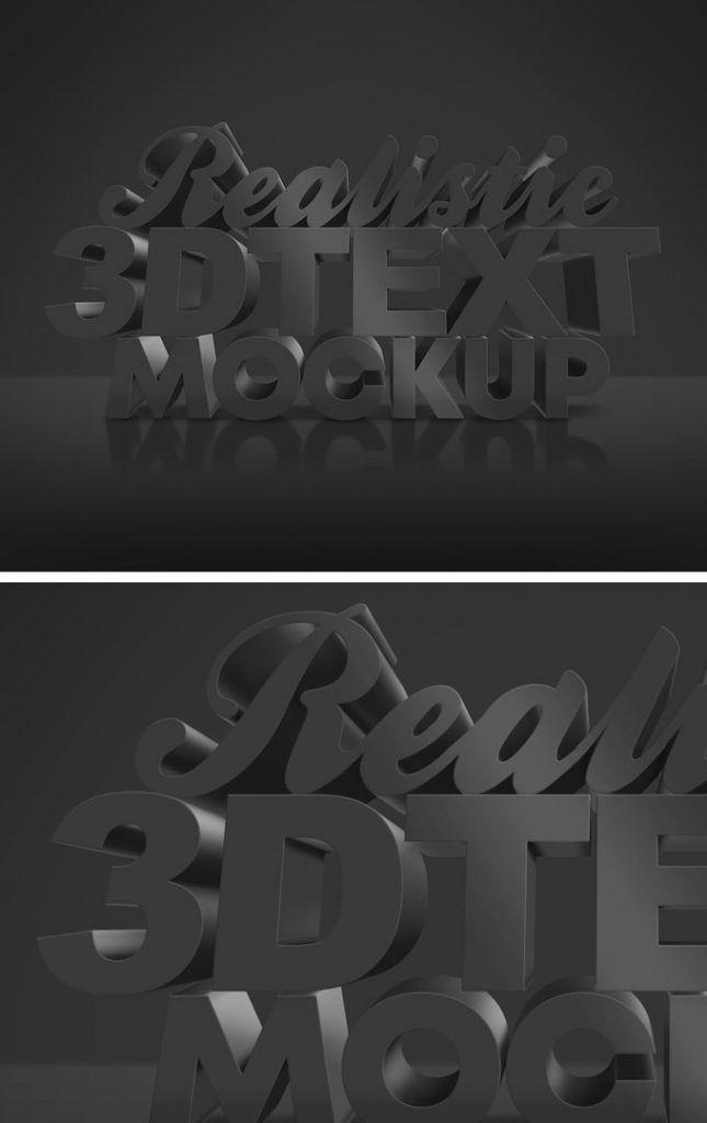 By Photo Congress || Photoshop 3d Text Effects Psd Free Download