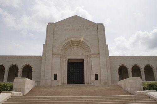 cimetière. américain Meuse-Argonne.