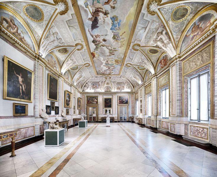 Candida Hofer, Villa Borghese Roma IX, 2012
