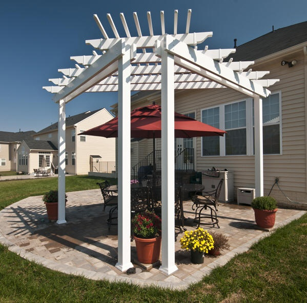 1000 images about pergolas on pinterest wisteria. Black Bedroom Furniture Sets. Home Design Ideas