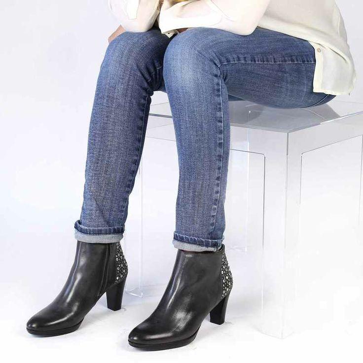 Chaussure Spiral 7979 JENNIFER Gris pour Femme | JEF Chaussures