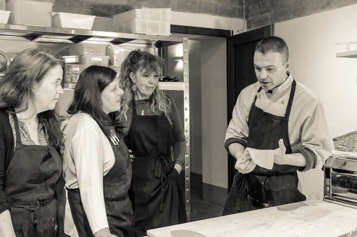 Cooking Class, Borgo Pignano, Volterra, Italy