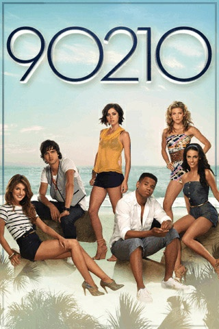 The new 90210 definitely influenced Daylight Falls - I actually watched some in-trailer videos as research for BtS ;)