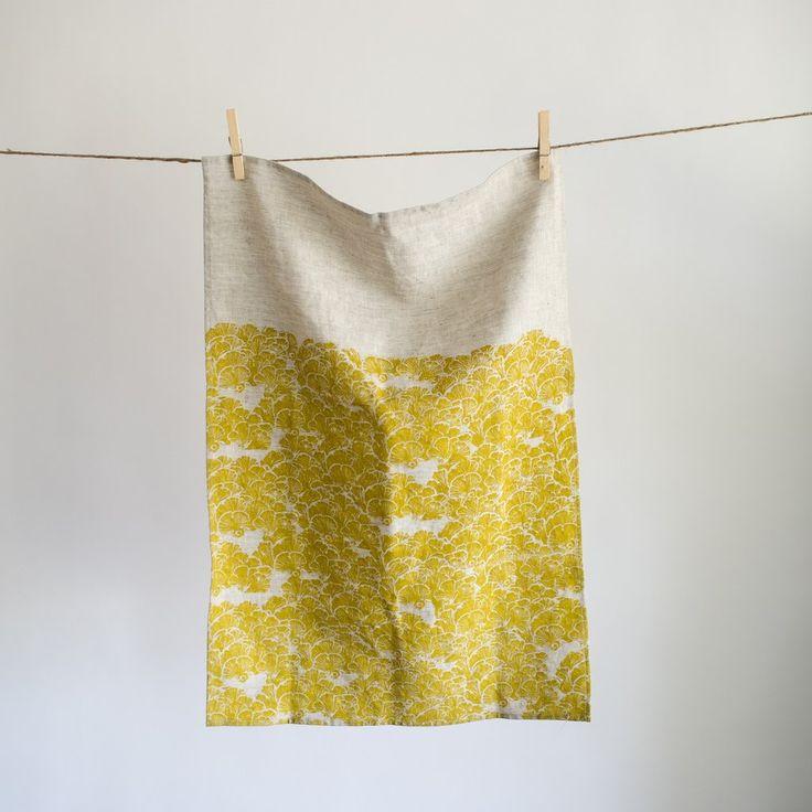 Tea Towel - Fungi