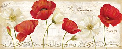 paris poppies