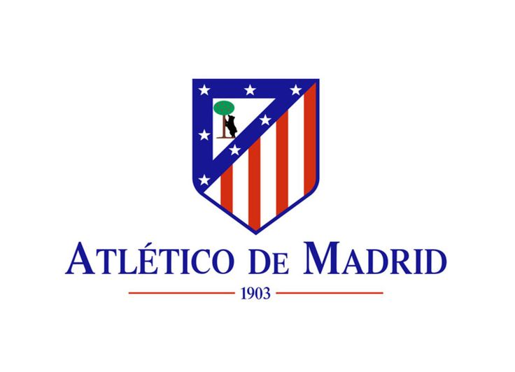 "Club Atletico de Madrid--Est. 1903--Nickname: Los Colchoneros (""The Mattress Makers"" in English), due to their first team stripes being the same colours as old-fashioned mattresses."