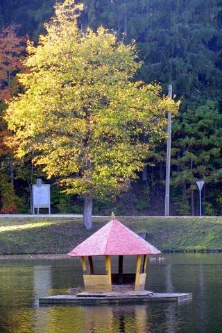 Nature of Latvia. Autumn. Ligatne, Latvia.: Beautiful Places, Beauty Place