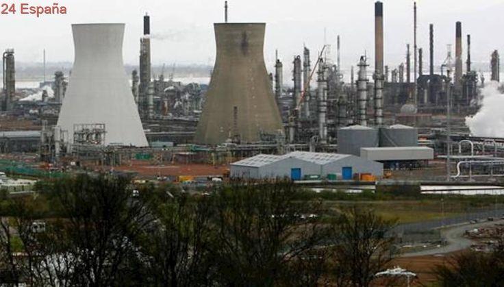 El petróleo Brent roza los 66 dólares por primera vez desde junio de 2015