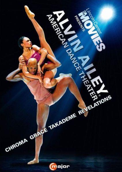 Alvin Ailey American Dance Theater: Chroma/Grace/Takademe/Revelations
