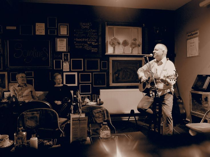 Live Music at Designate @ the gate, Matlock, Derbyshire