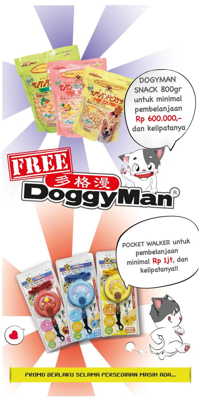 promo DoggyMan