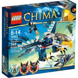 LEGO Chima Eris Eagle Interceptor Play Set