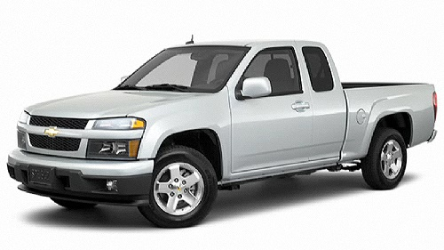 2010 chevy colorado specs