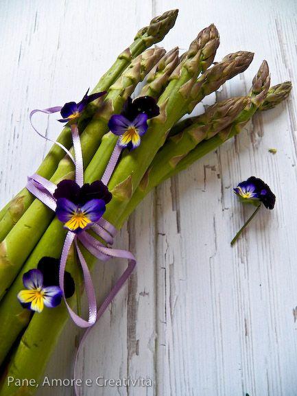 100 ricette con gli asparagi #asparagus