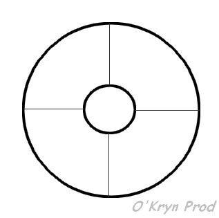 Tutoriel pour créer une jupe cercle en 4 panneaux. Réalisable pour toutes les tailles (enfants compris) et toutes les longueurs. Nombreux schémas explicatifs.