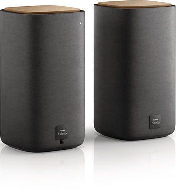 Philips Fidelio BTS7000/10 - wireless studio speakers