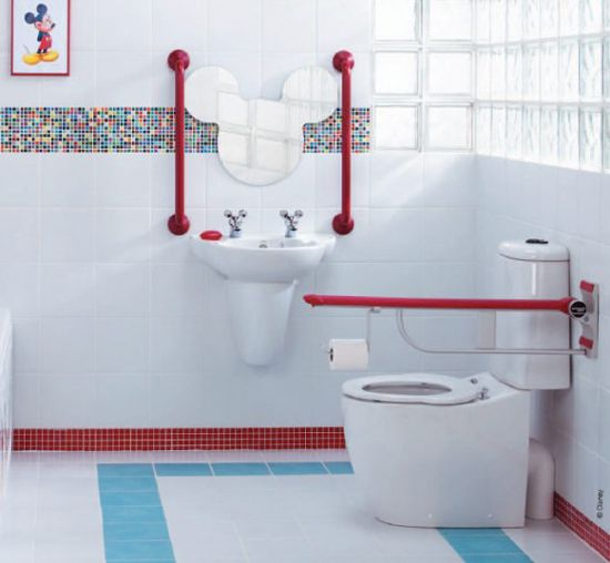 10 Cute Kids Bathroom Decorating Ideas | DigsDigs Part 49