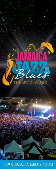 The Jamaica Jazz and Blues Festival, formerly known as the Air Jamaica Jazz and Blues Festival, was created to encourage visitors to come to Jamaica during a traditionally slow tourism period for the island.  The festival is an annual event and traditiona