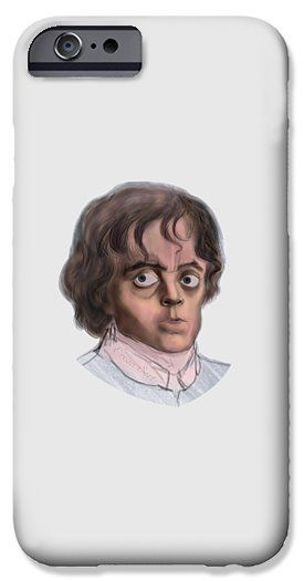 Tyrion IPhone 6s Case featuring the painting Tyrion by Erjan Sert
