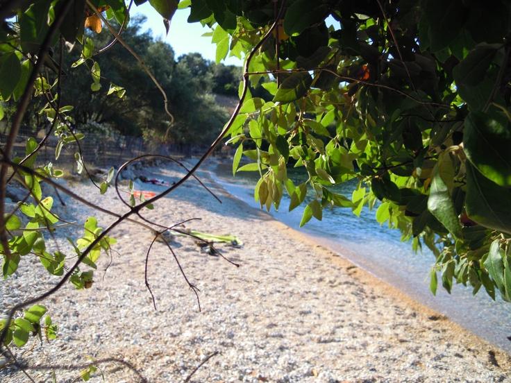 Cherniades beach, Meganisi, Greece