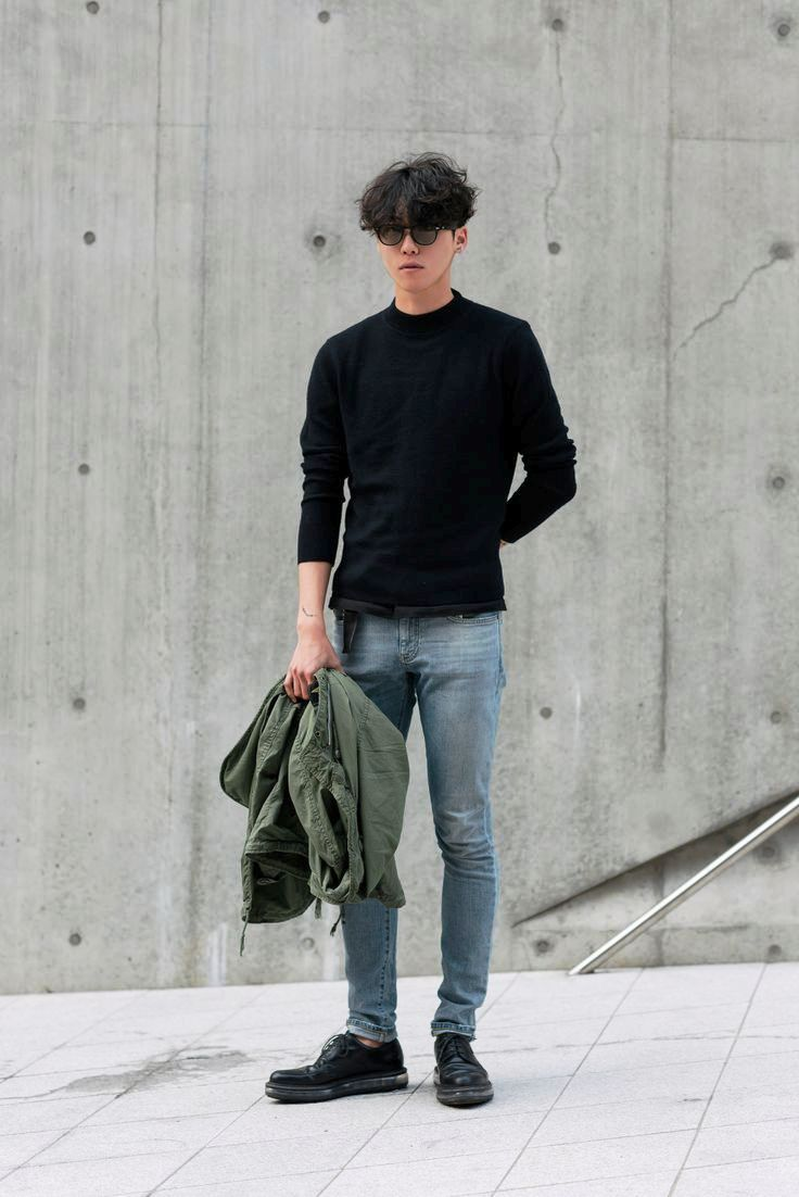 826e2060685 25 Superb Korean Style Outfit Ideas For Men To Try
