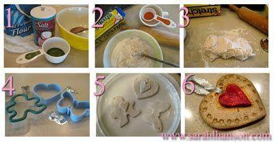 Super Quick Salt Dough Recipe dollsanddaydrea…