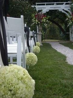 October Flowers :  wedding decor flowers los angeles Green2