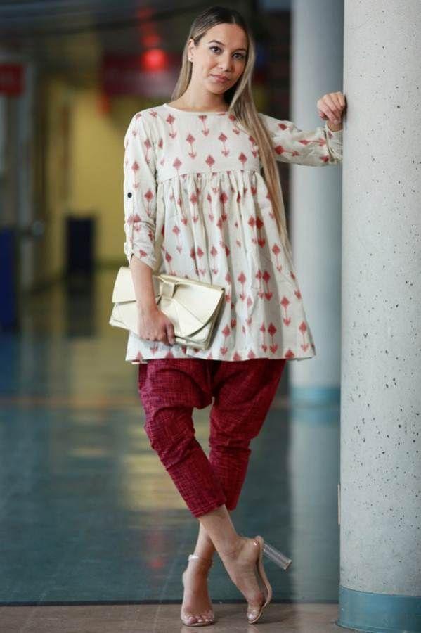fcbc8b9cd46a Nakshatra khadi-15 designer fancy stylish pure khadi top with bottom western  style catalog at wholesale price in 2019 | WESTERN WEAR | Tops, Western  dresses ...