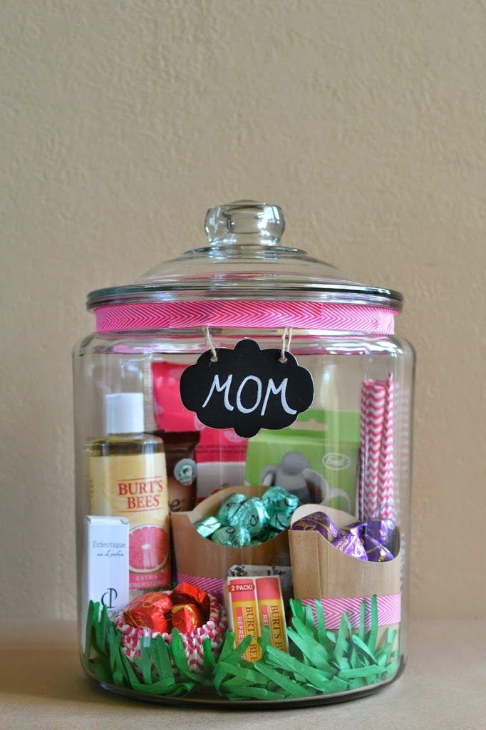 11 DIY Mason Jar Gifts You Can Make In Time For Mother's Day