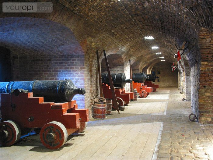 Fort Sint Pieter, Maastricht, Netherlands