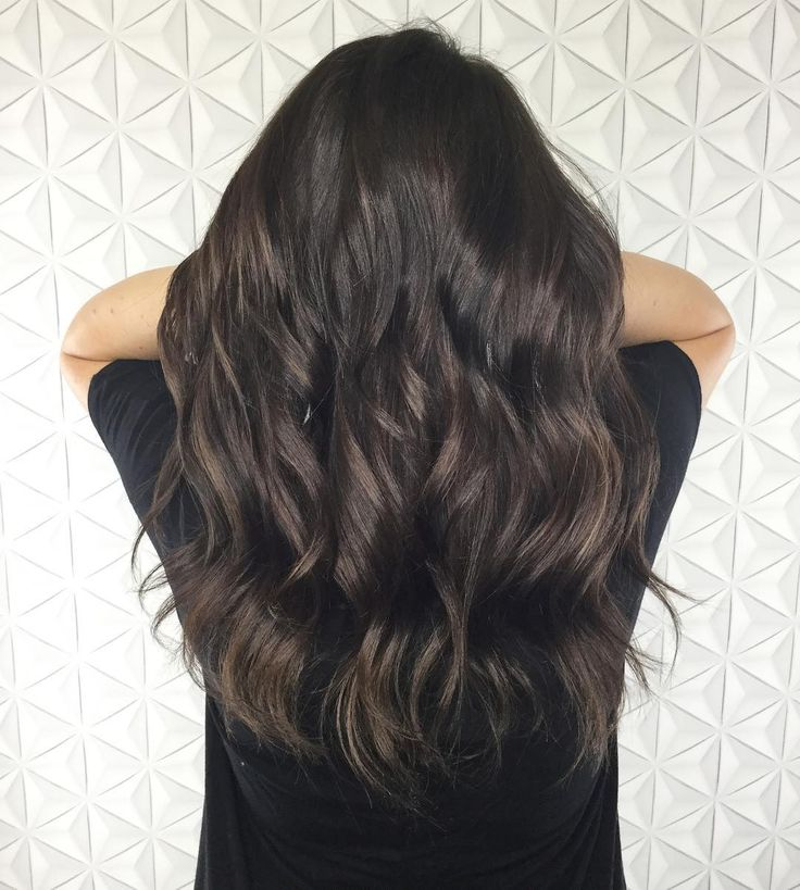 the 25 best brown hair with lowlights ideas on pinterest