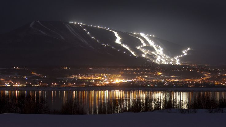 #Station de #Ski #MontSteAnne #Qc 2