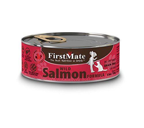 Firstmate Grain Free Wild Salmon Formula Pet Premium Details
