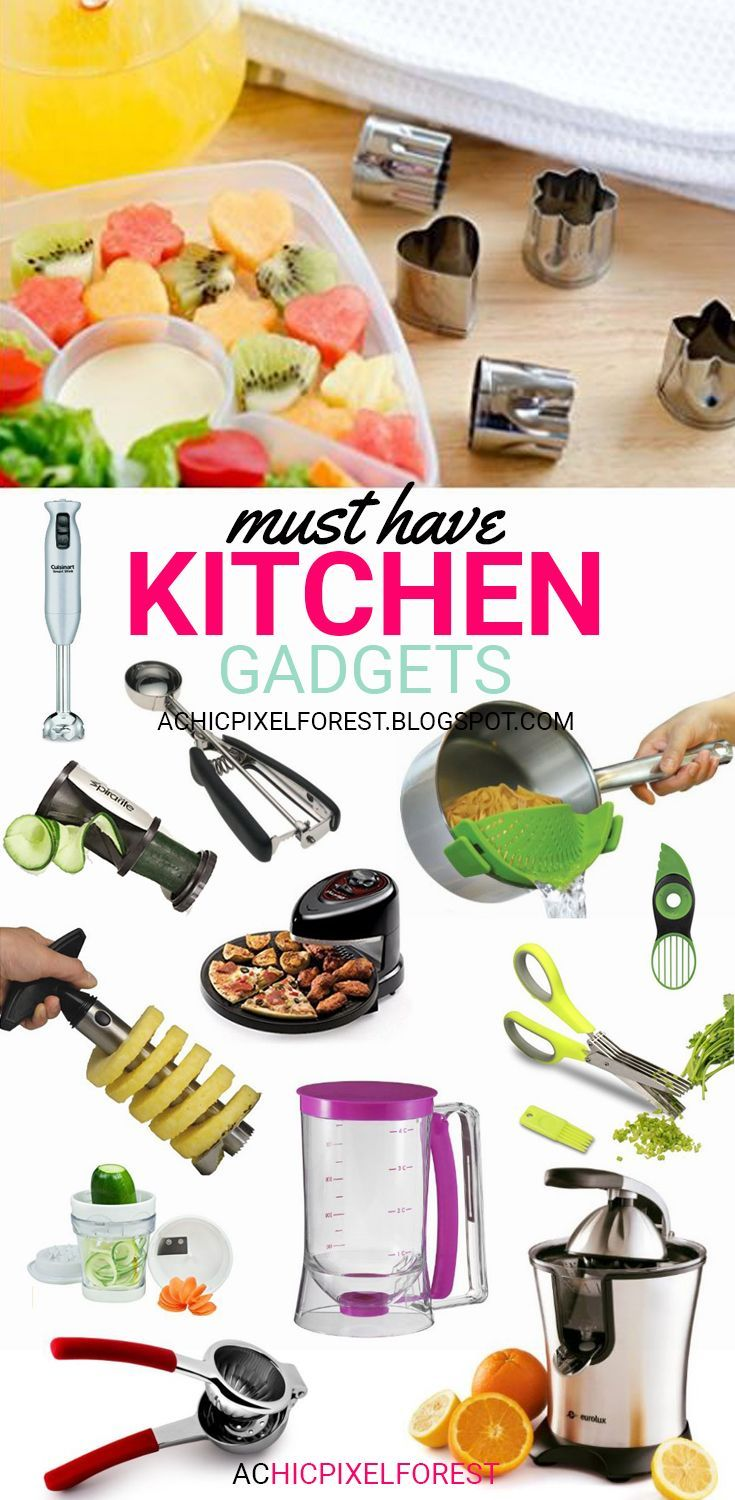 Must Have Kitchen Gadgets!
