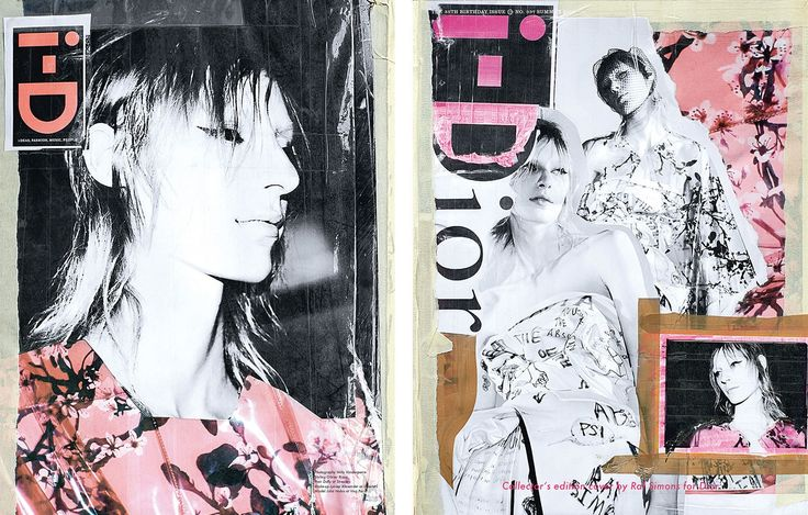 see the 35th birthday issue cover wraps | read | i-D