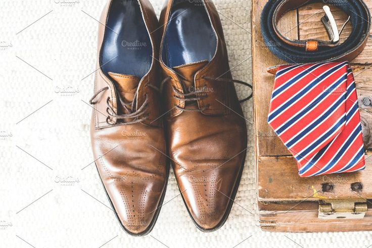 Men's business attire I by Lum3n on @creativemarket
