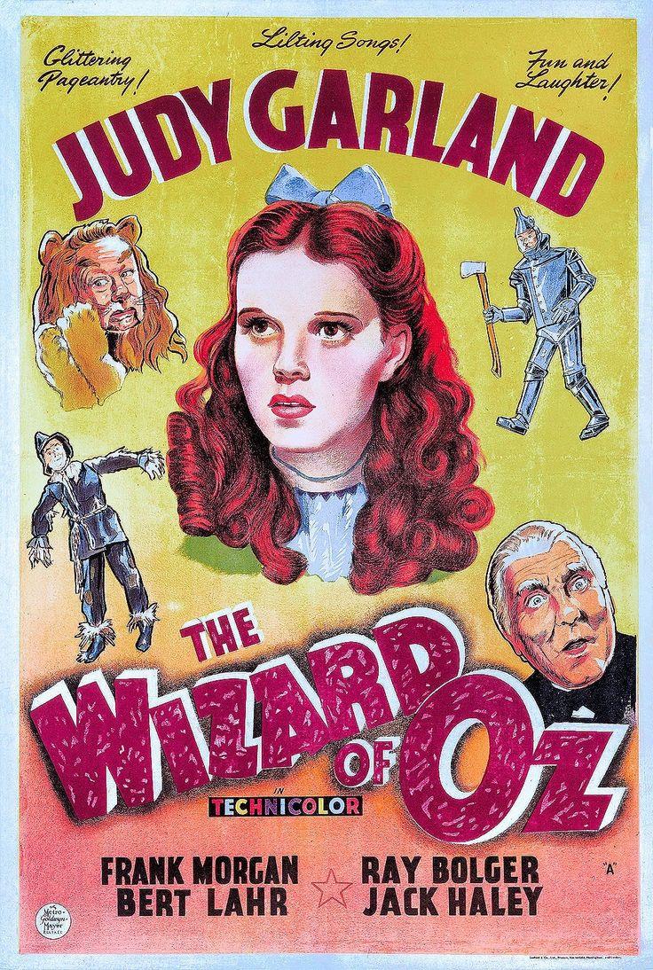 Judy Garland-The Wizard Of Oz.........