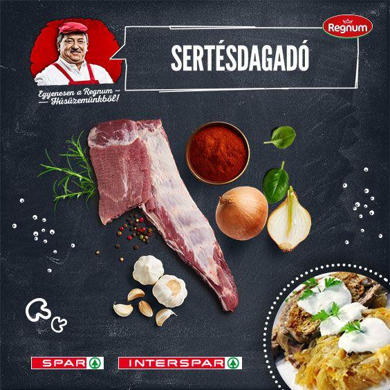 """Egy töltött dagadó igazi művészi alkotás, az elkövetőt minden esetben meg kell becsülni!  Az alkotáshoz receptet itt találsz: http://www.spar.hu/hu_HU/spar_chef/receptek/foetel/toltott_dagado_sargarepas_savanyu_kaposztaval.html"""""""