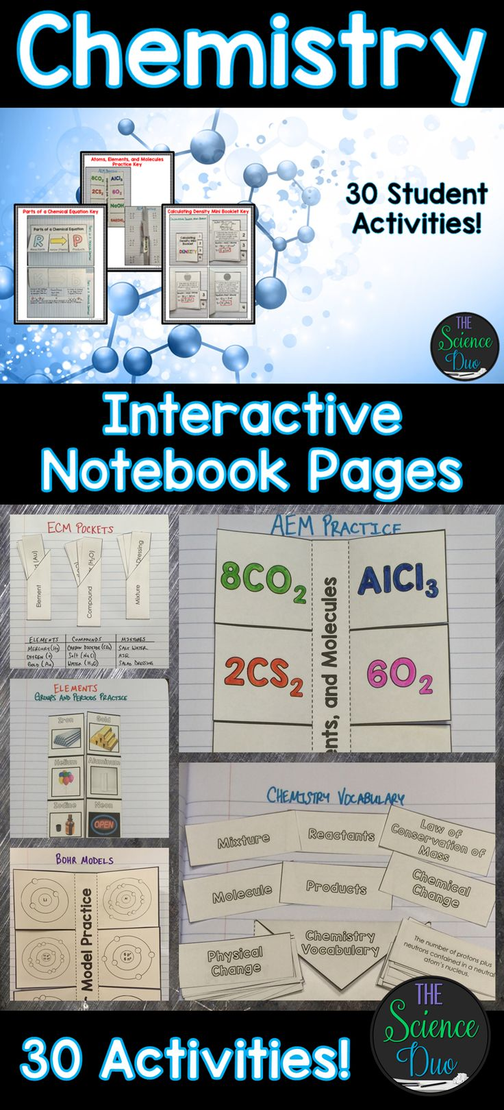 Classroom Interactive Ideas ~ Best ideas about chemistry classroom on pinterest
