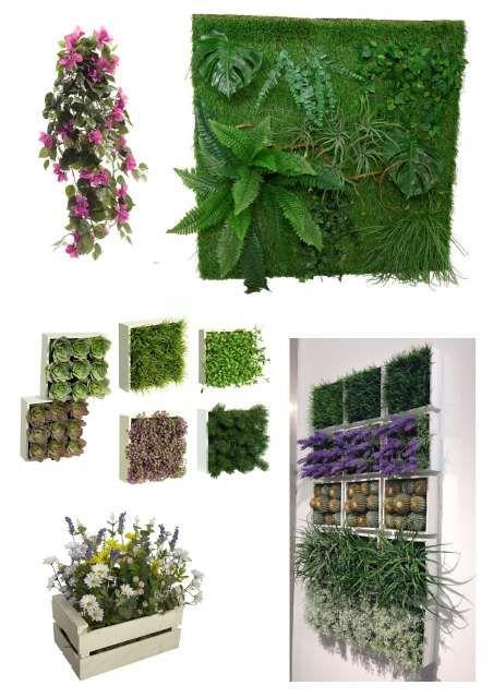 Las 25 mejores ideas sobre jardines verticales en for Ideas para jardines verticales
