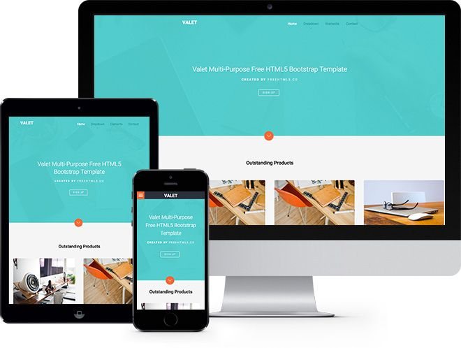 82 best free responsive html5 templates images on pinterest