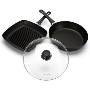 Win a Scanpan Saute Pan & Square Grill