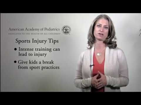 Dr. Sarah Denny on How to Help Children Avoid Sport Injuries - http://LIFEWAYSVILLAGE.COM/career-planning/dr-sarah-denny-on-how-to-help-children-avoid-sport-injuries/