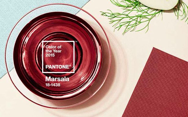 Marsala! Spring into Next Years Colour...