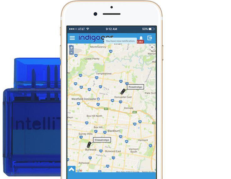IndigoGPS App for iOS