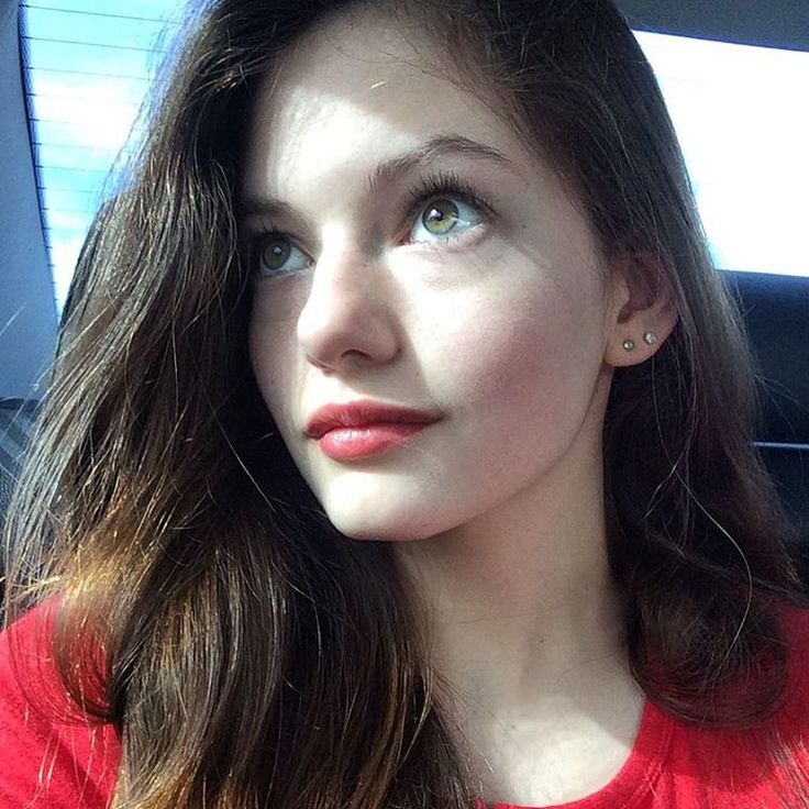 Mackenzie Foy - Look at her, getting all grown up!