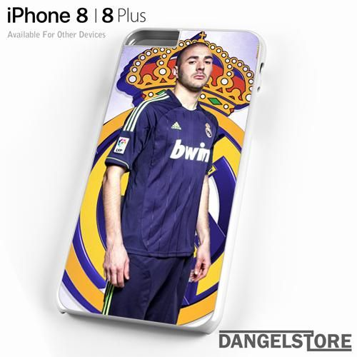 benzema For iPhone 8   8 Plus Case