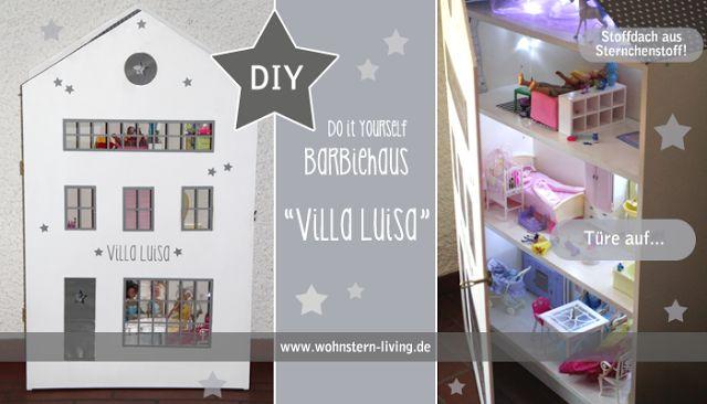 ber ideen zu barbiehaus auf pinterest barbie m bel puppenh user und dioramas. Black Bedroom Furniture Sets. Home Design Ideas
